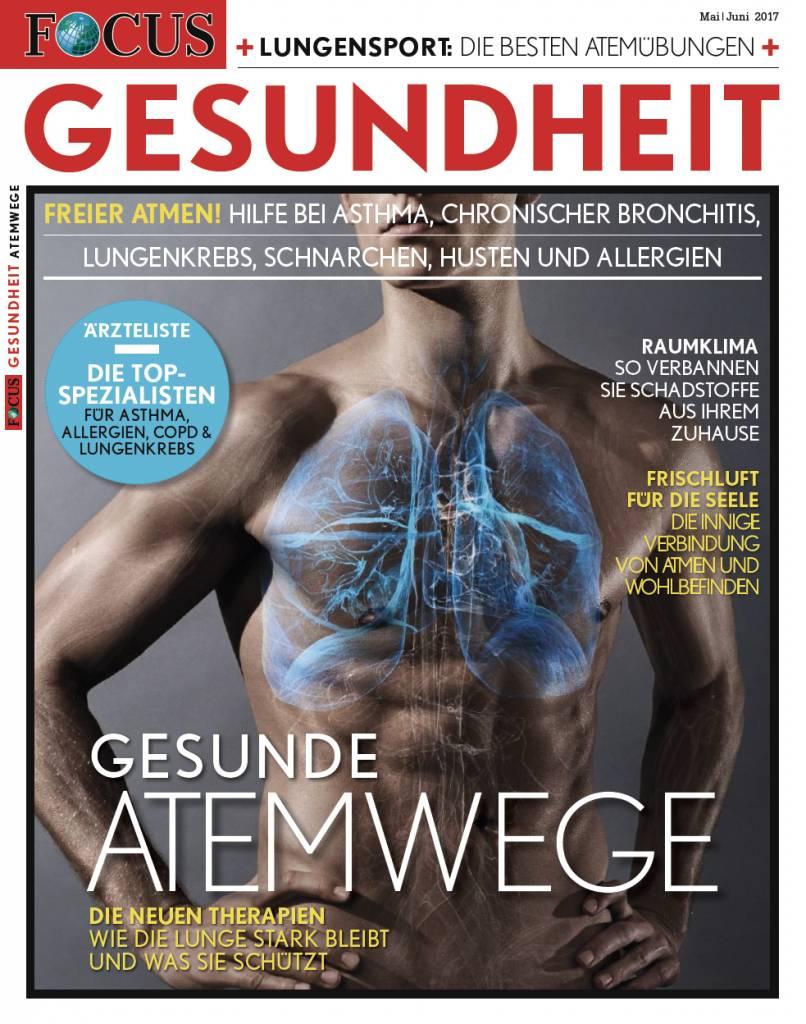 FOCUS Gesunde Atemwege: So schützen Sie Ihre Lunge