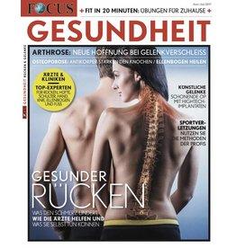 FOCUS Rücken und Gelenke  2017
