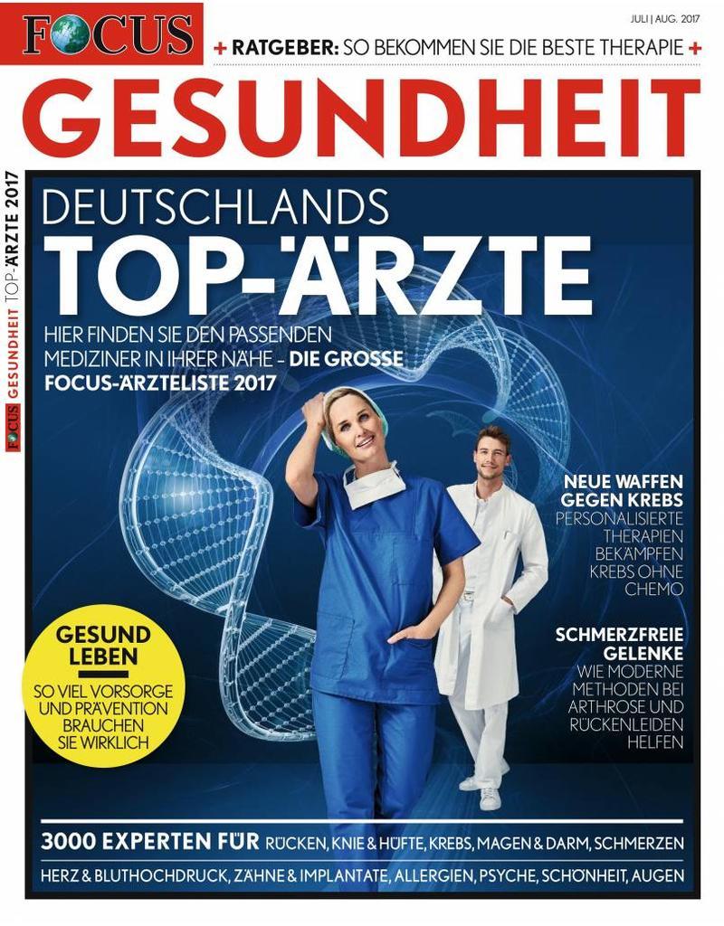 FOCUS Deutschlands Top-Ärzte