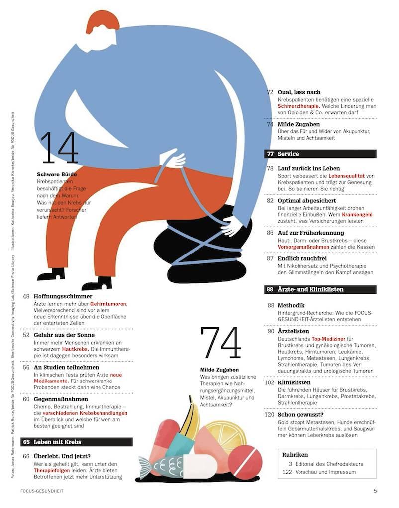 FOCUS Neue Hightech-Therapien gegen Krebs