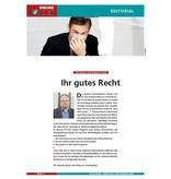 FOCUS Online Arbeitsrecht: Rechtlich korrekt im Krankheitsfall