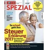 FOCUS FOCUS Spezial - Tipps und Tricks für die Steuererklärung 2017