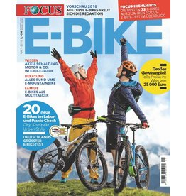 FOCUS E-Bike  2018