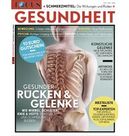 FOCUS Rücken & Gelenke 2018