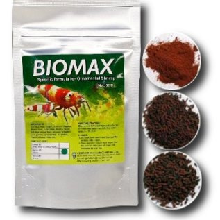 Biomax Garnelenfutter Größe 1