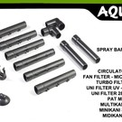 Aquael Aquael spray bar small