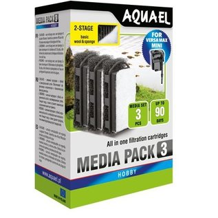 Aquael Filterkassette Versamax Mini