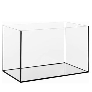 Rimless aquarium 50x30x30 cm