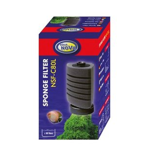 Sponsge filter up to 60 liters
