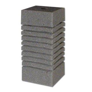 Onlineaquarium spullen Rectangle sponge 20 x 9 x 9 cm