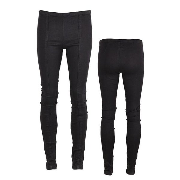 Denim Leggings Black.