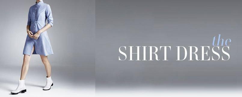 The Shirt dress