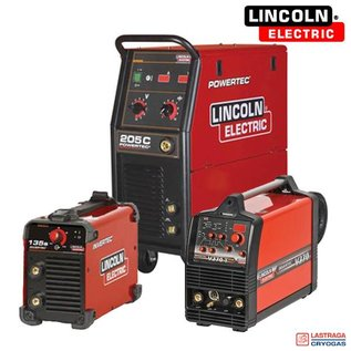 Lincoln electric Lincoln apparaat niet gevonden?