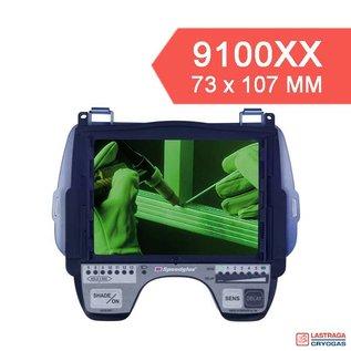 3M Speedglas 9100 - Cassette - verschillende grootte lasfilters