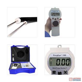 Purge Zuurstofmonitor - PurgEye 100 IP65 - Met koffer