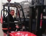 John van Susteren   Chauffeur