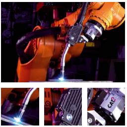 Binzel robotisering