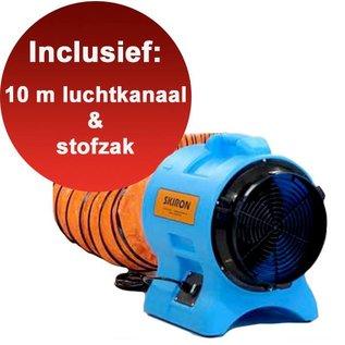 Vlamboog Ventilator - Skiron ø200mm - Mobiele afzuiging
