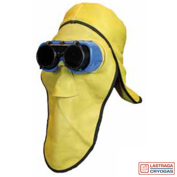 Las / snijbril - TIG masker