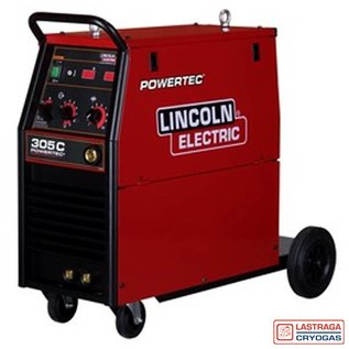 Lincoln electric Powertec Compact - MIG/MAG lasapparaat