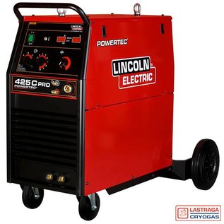 Lincoln electric Powertec C PRO - MIG/MAG lasapparaat