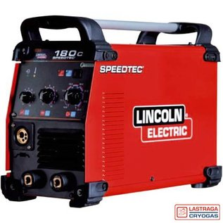 Lincoln electric Speedtec Compact - Multiproces lasapparaat