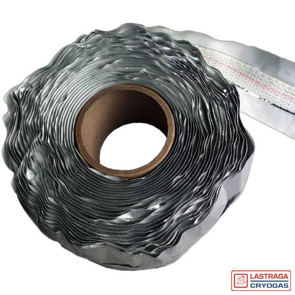 Backinggas tape - Voor lage, midden en hoge ampèrages.