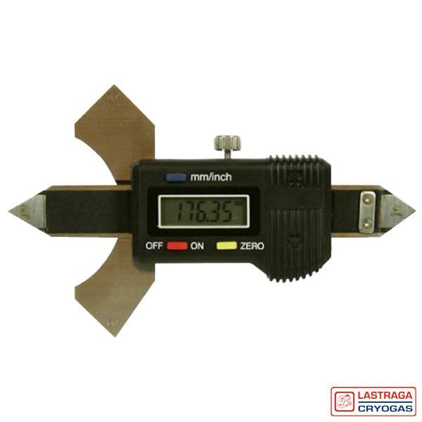 Lashoogtemeter - Metaal of digitaal