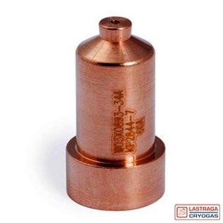 Lincoln electric Contacttip / Gasmondstuk - Lincoln plasma toortsen
