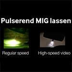 Pulserend MIG lassen aluminium