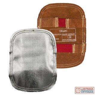 Weldas Handbescherming - High-heat aluminium