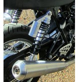 Complete 2-into-1 Exhaust System (stainless steel)