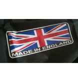 "Protective cover ""Made in England"""