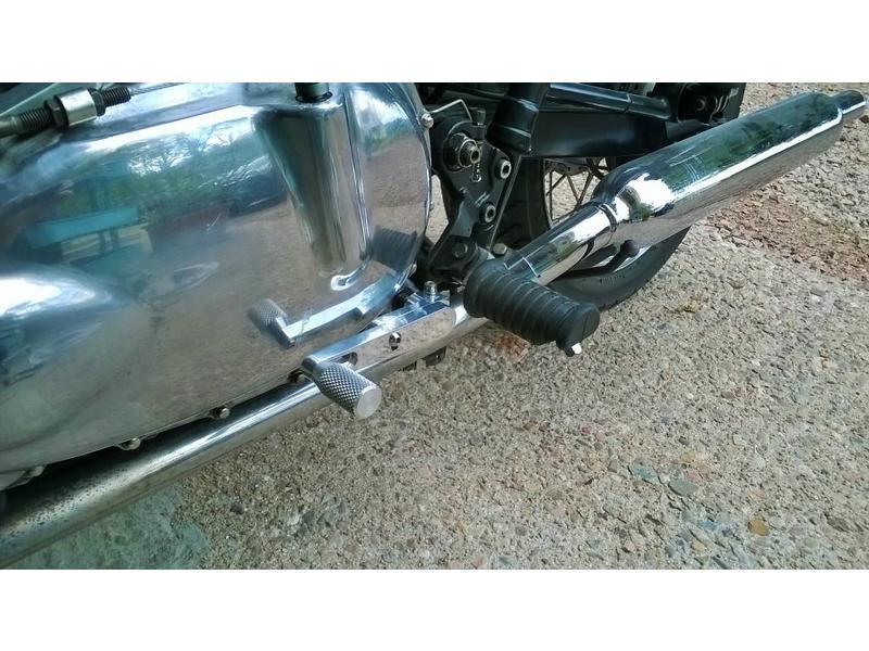 Motone Adjustable Gear Pedal Shifter