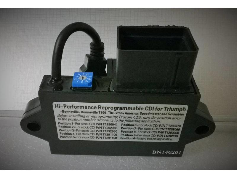 Procom Boitier de programmation moteur CDI
