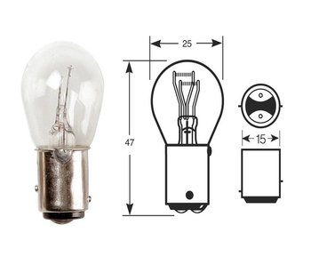 Stop/Taillight Bulb