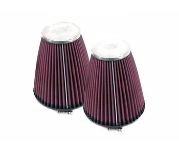 "Cone Air Filter Triumph ""Twins"" (pair)"