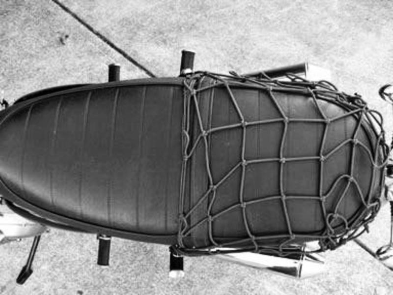 "Luggage ""Cargo"" net"