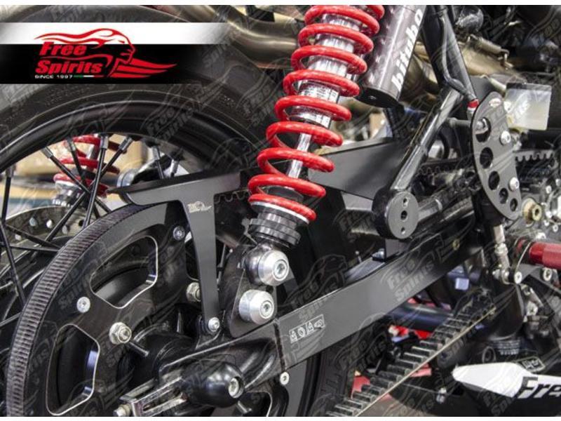"Free Spirits Drive-Belt Kit for Triumph ""Twins"""