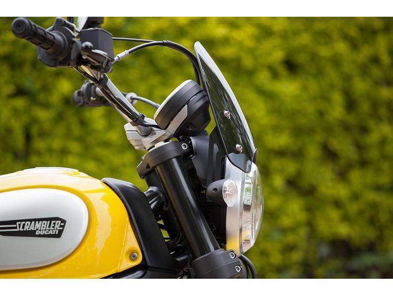 DART Flyscreen for Ducati Scrambler