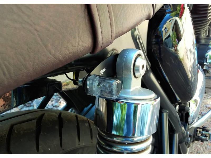 Motone Rear Indicator Brackets (pair)