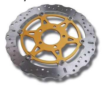 Front Discs for Street Triple 675 Triumph