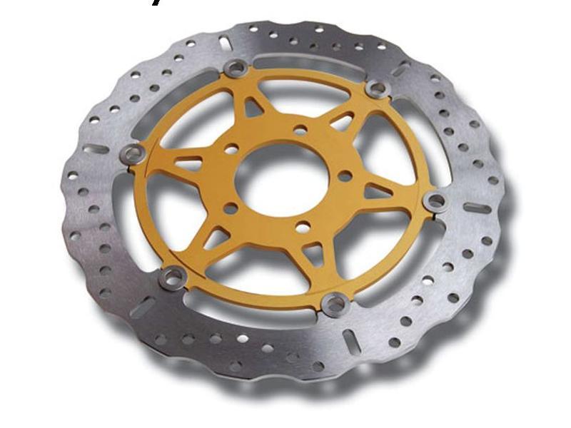 EBC Front brake discs for Triumph Daytona 675