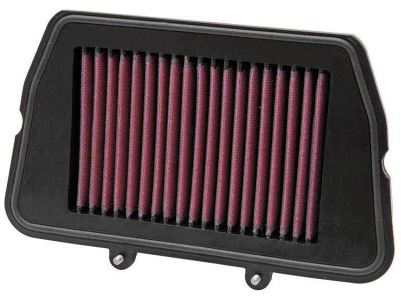 "K&N Filters Air Filter ""High-Flow"" K&N for Triumph Tiger 800"