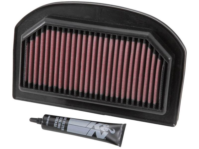 "K&N Filters Air Filter ""High-Flow"" K&N for Triumph Tiger 1200 Explorer"