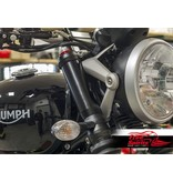 Free Spirits Fork Sleeves for Triumph Street Twin