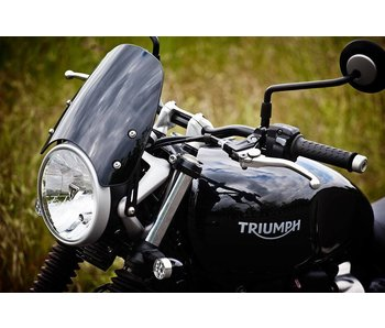 Flyscreen Triumph Street Twin