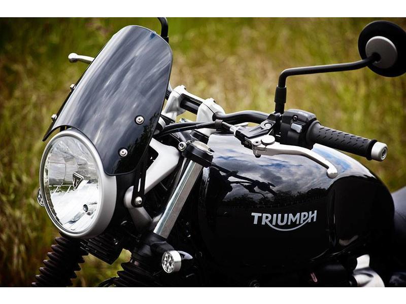 DART Pare-Brise Dart pour Triumph Street Twin