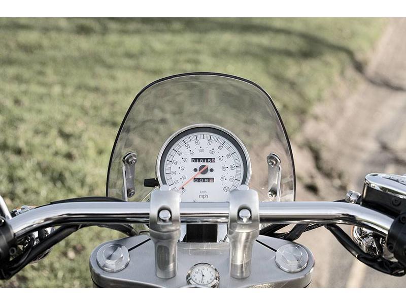 DART Pare-Brise Triumph pour America et Speedmaster