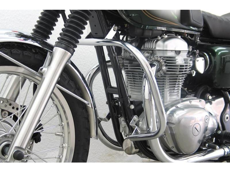 Fehling Engine protection bars for Kawasaki W650/W800